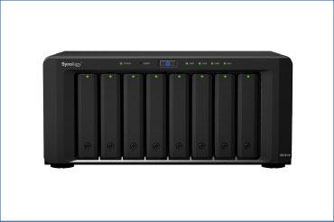 HD Recorder Raid Storage