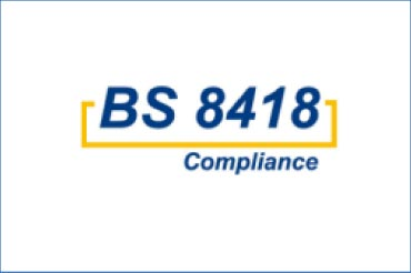 BS8418 Compliance